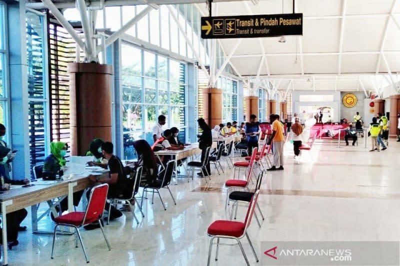 Pembatasan penerbangan komersial di Bandara Lombok diperpanjang