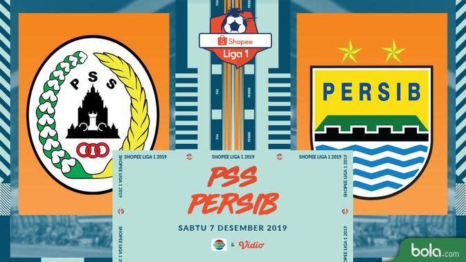 Shopee Liga 1 - PSS Sleman Vs Persib Bandung (Bola.com/Adreanus Titus)
