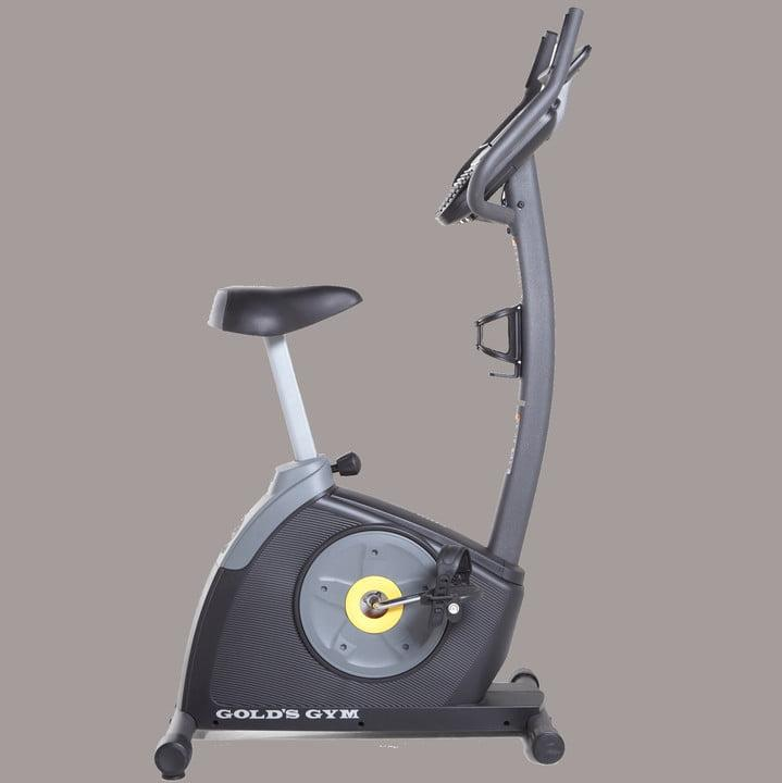Gold's Gym Cycle Trainer 300 Ci Upright Exercise Bike
