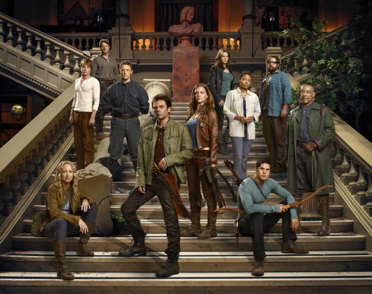 "Most Overrated TV Shows of the Year: ""Revolution"""
