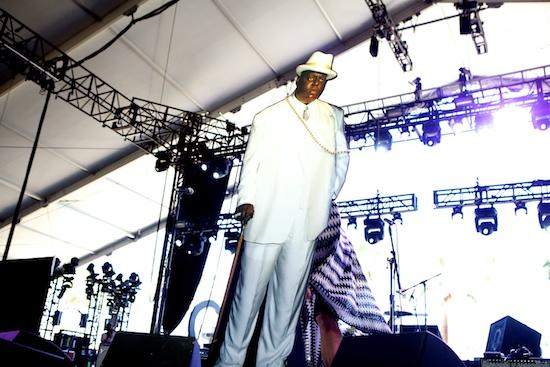 "Coachella 2012 Weekend 2, Saturday: Biggie ""Hologram"" Guests, Kaiser Chiefs' Mid-Set Beer Run & Sia Surprises (Kind Of)"