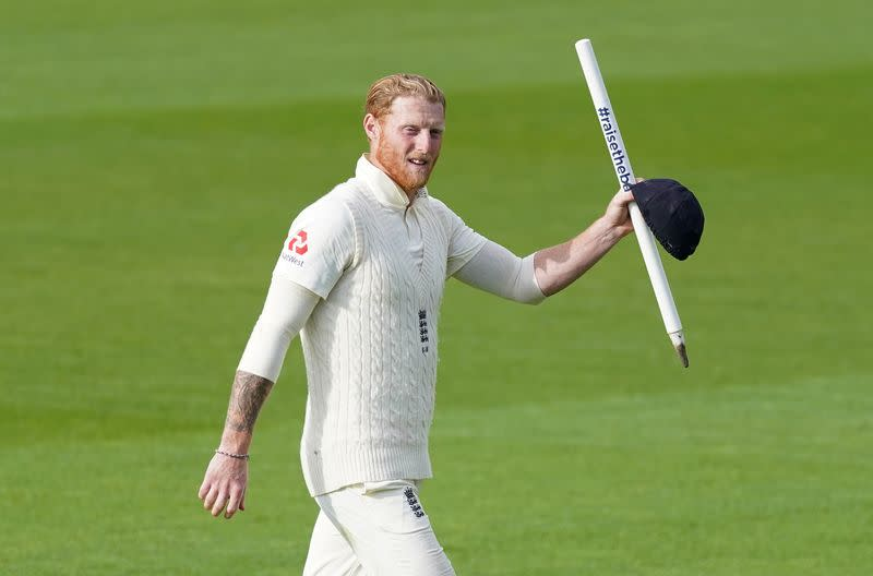 Stokes says ill father backed his decision to return to cricket