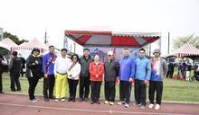 全國青年盃射箭錦標賽 徐榛蔚為賽事開箭揭幕
