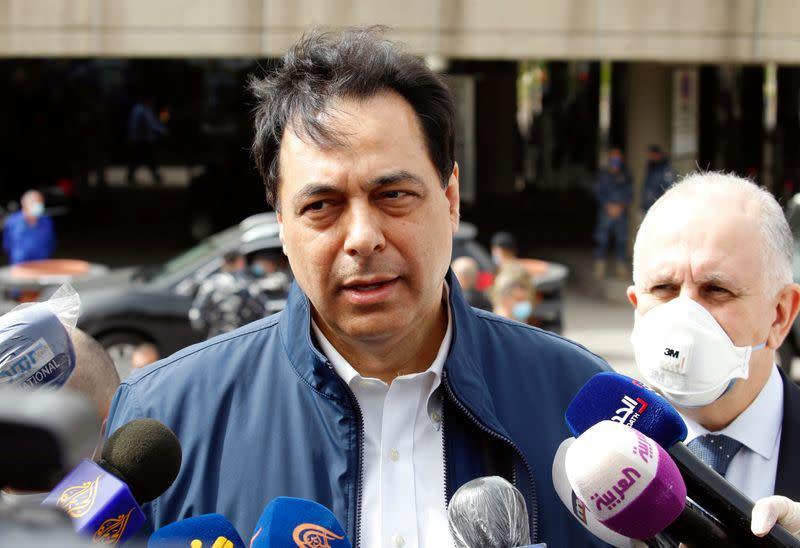 Lebanon's caretaker PM says lifting subsidies would cause 'social explosion'