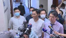 陳志全、朱凱廸被捕 涉五月內會行為