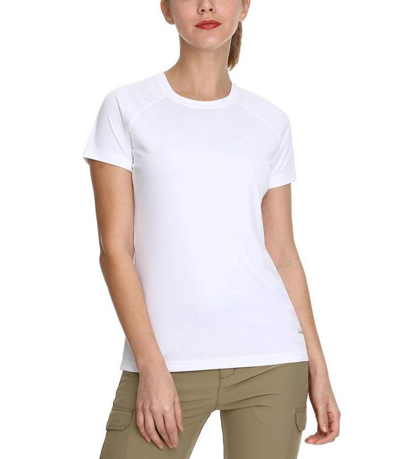 Baleaf Women's UPF 50+ Sun Protection T-Shirt (Photo: Amazon)