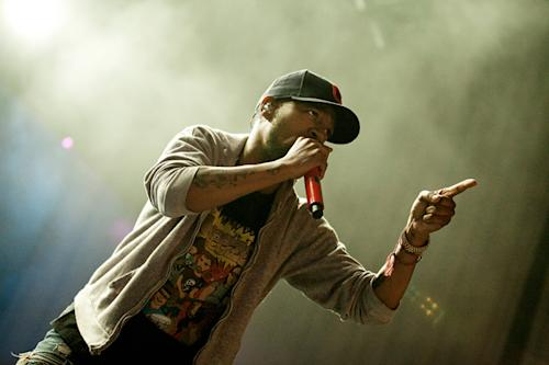 Kid Cudi Opens Up On College Tour