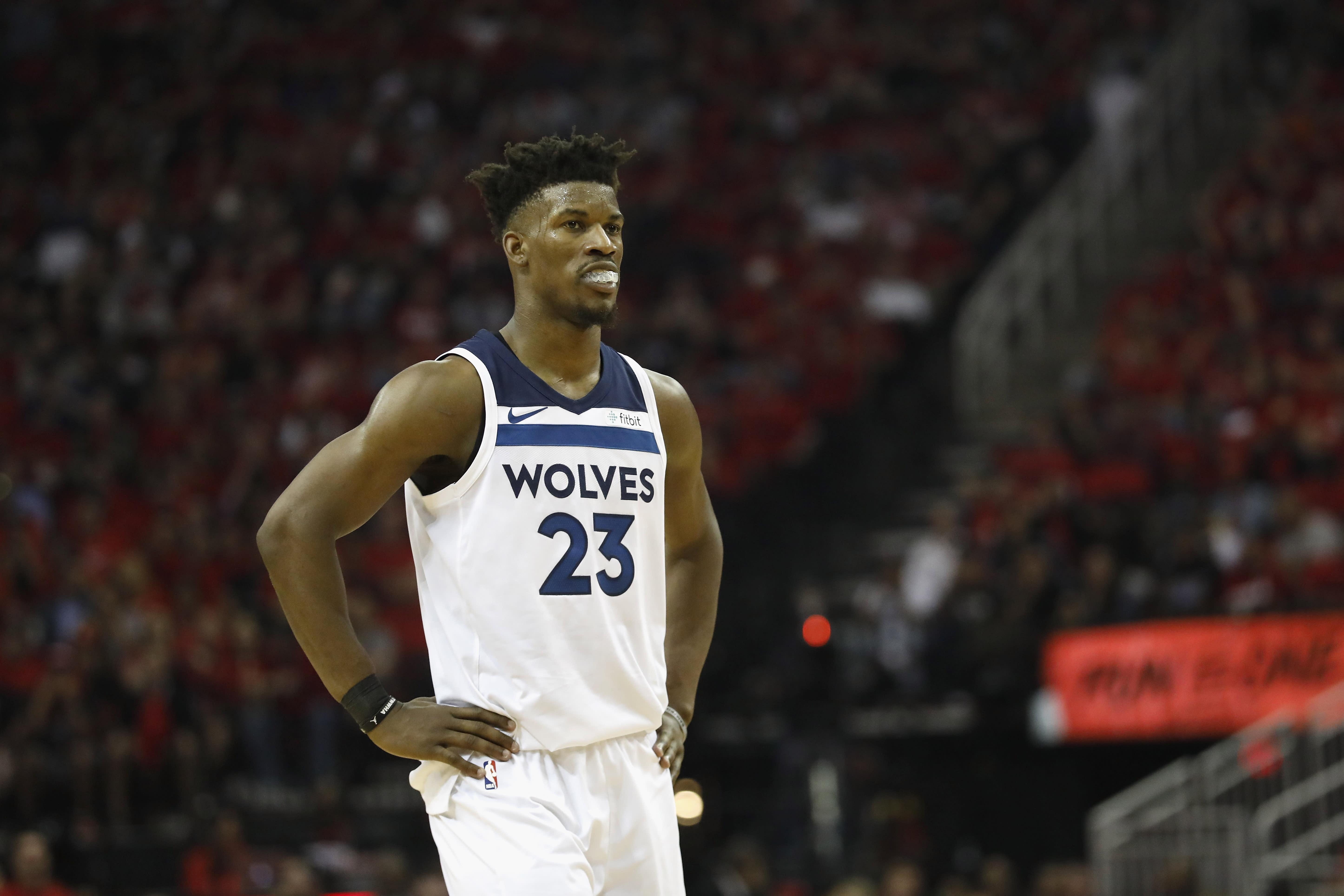 【NBA吉巴人生】你認爲Jimmy Butler會繼續待在灰狼隊嘛