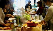 百年古宅變餐館 「小小蔬房」素食美味引人嚐