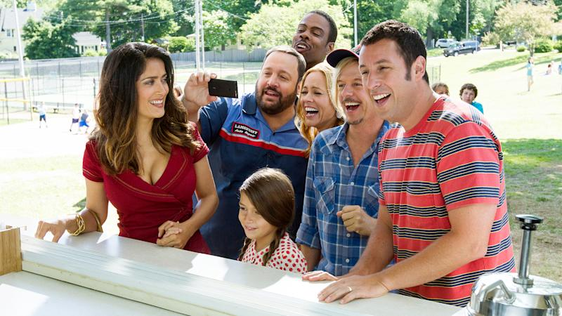 'Grown Ups 2′: What the Critics are Saying