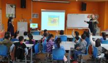 教育在新北》雙語實驗教育外師數全國第一 侯友宜想讓孩子勇敢說英語