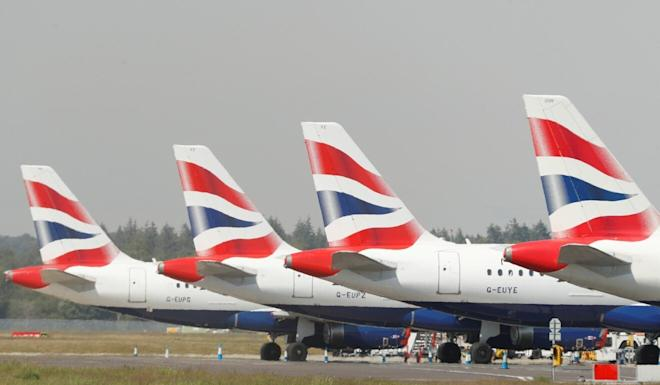British Airways said it would trim its workforce by 12,000 amid the pandemic. Photo: Handout