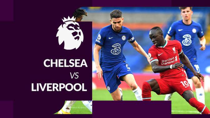 MOTION GRAFIS: Statistik Liga Inggris, Liverpool Bungkam Chelsea 2-0 di Stamford Bridge