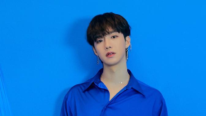 Young Min AB6IX (Brand New Music via Soompi)