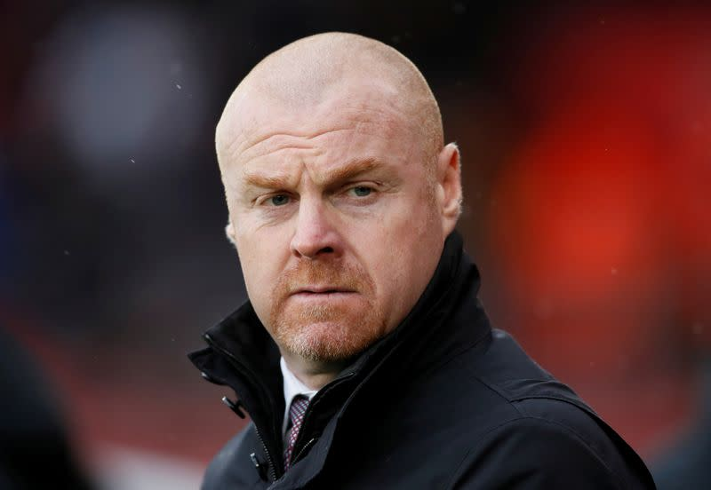 Dyche fears Burnley could be depleted due to contract expirations