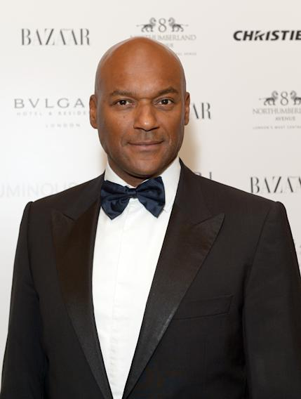 Colin Salmon attends BFI Luminous Fundraising Gala on Tuesday Oct. 8, 2013, in London. (Photo by Jon Furniss/Invision for BFI/AP Images)