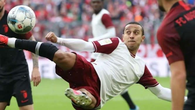 Liverpool Semakin Panik dengar Pernyataan Thiago Alcantara