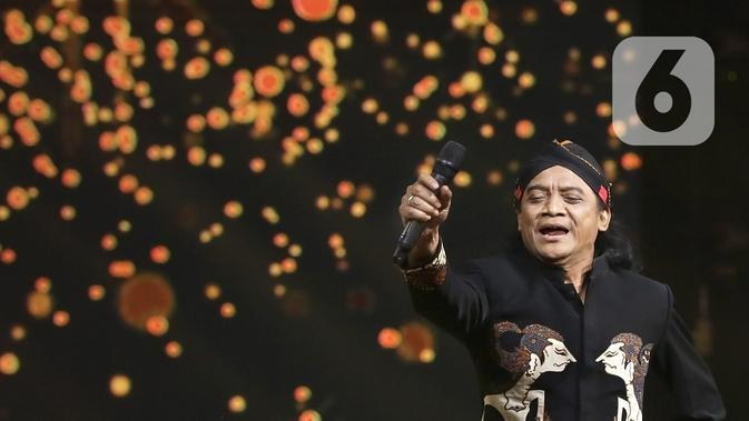 Didi Kempot Meninggal Dunia Ini Momen Jokowi Dan Megawati Jadi