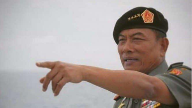 Jenderal Moeldoko: Isu Panglima TNI Dicopot Karena Film PKI Itu Baper