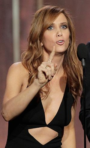 Kristin Wiig: Would she host the Golden Globes?