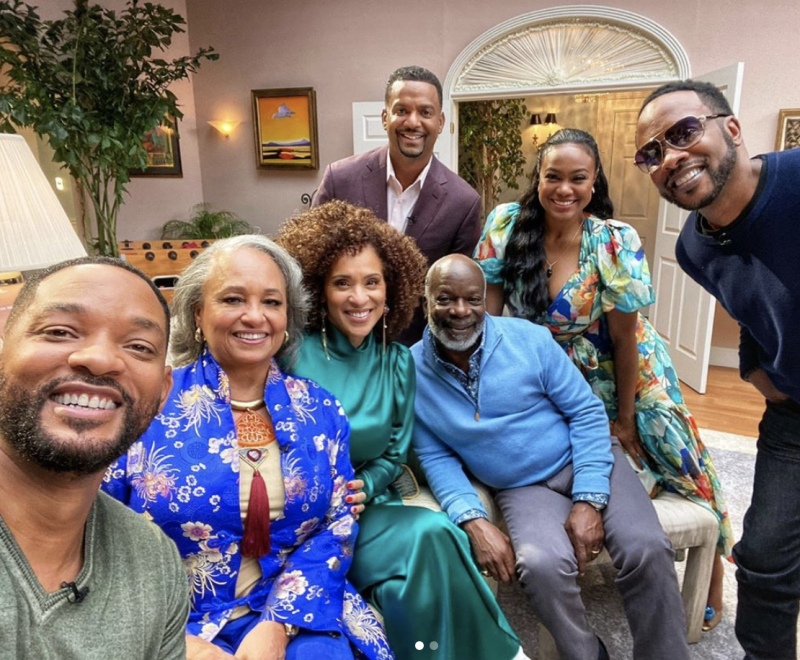 Photo credit: Will Smith - Instagram