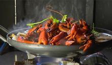 天冷吃鍋 十三香小龍蝦第二吃變火鍋