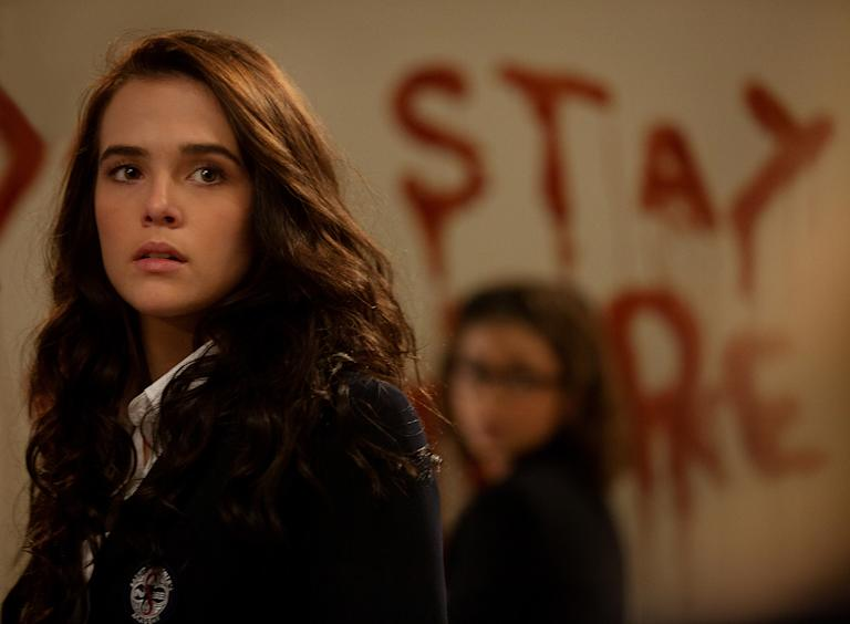 """The Vampire Academy"" Movie Still"
