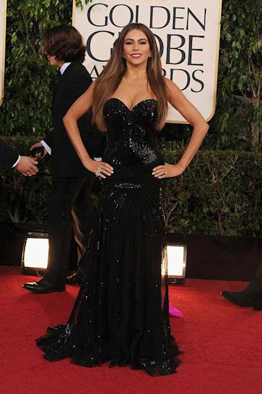 70th Annual Golden Globe Awards - Arrivals: Sofia Vergara