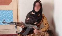 阿富汗15歲少女擊斃恐怖份子,英雄事蹟出現戲劇性轉折……原來一切都是童婚制度所害!