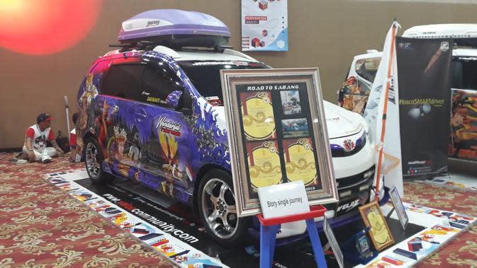 Ribuan Pengguna Mobil Toyota Kumpul di Ancol, Ada Apa?