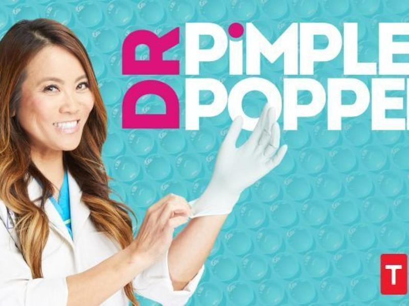Dr Pimple Popper Faces A Rare Skin Condition She Can T