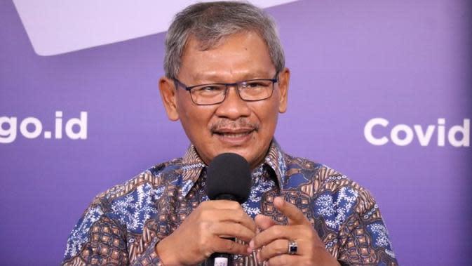Penularan COVID-19 Dimana-mana, Achmad Yurianto: Kurang Sinergi di Hulu