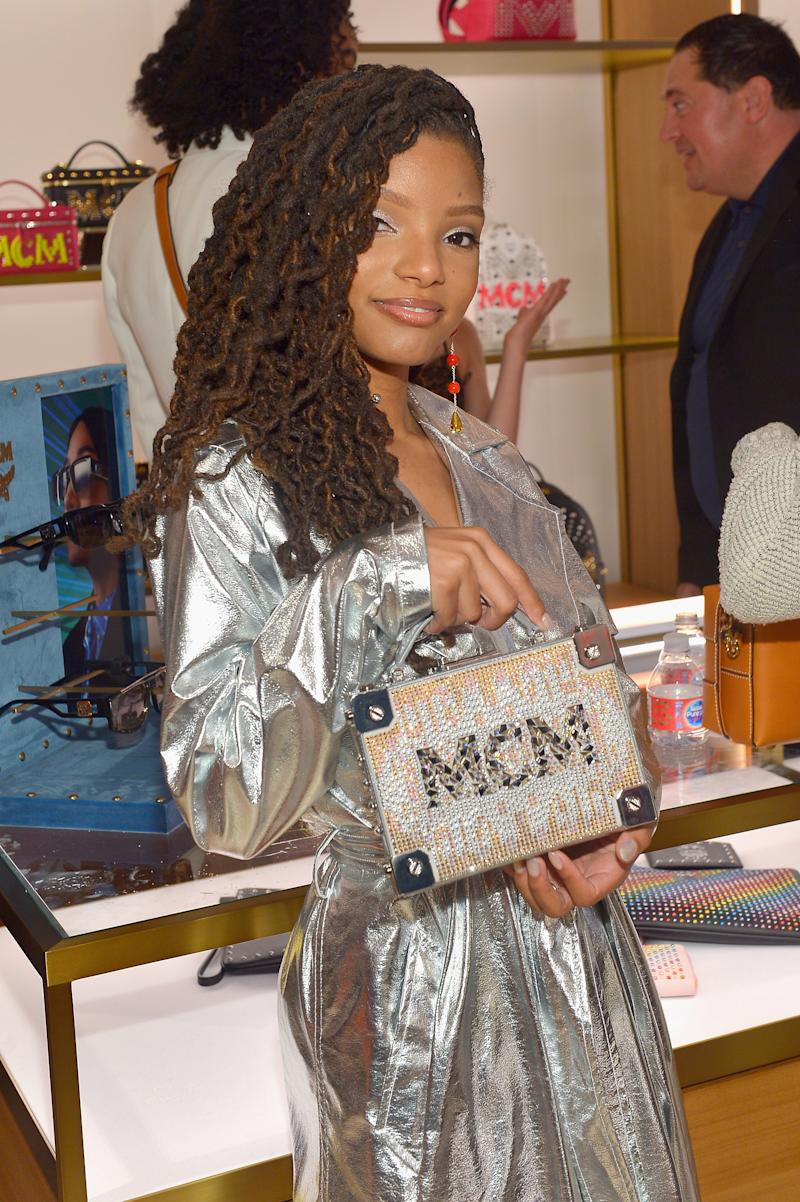 Grown-ish actress Halle Bailey will star in live action version of Disney movie The Little Mermaid.