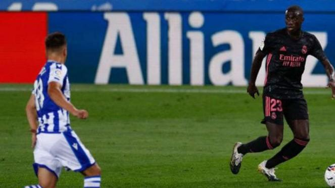 Duel Real Sociedad vs Real Madrid.