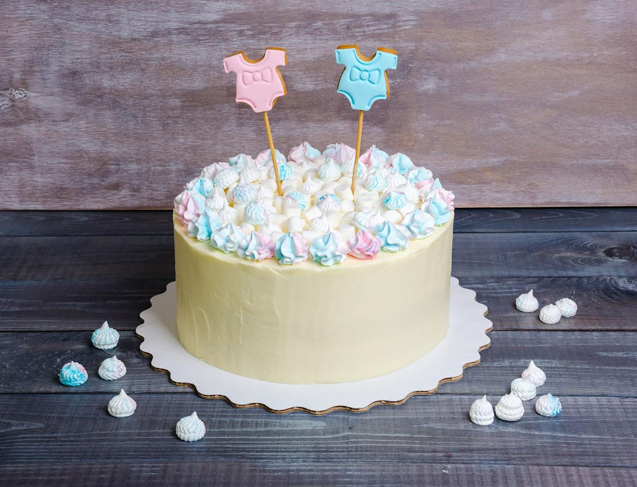 """<p>For many parents-to-be, learning the sex of their unborn baby is a magical, once-in-a-lifetime moment. Gender reveal parties can make that moment even more special by getting friends and family in on the surprise in a festive setting.  </p><p>There are no rules when it comes to <a href=""""https://www.countryliving.com/life/a42635/faith-hill-tim-mcgraw-gender-reveal/"""">gender reveals</a>, so you can feel free to play around with different ways to announce the news, as well as different party games and themes. If you're a sports fan, you can dunk, kick, or throw a ball filled with pink or blue powder to declare your baby's sex. If you're a Potterhead, let the infamous Sorting Hat make the big reveal. Or, if you're not into the whole pink and blue color motif, consider a black and yellow """"What Will It Bee?"""" theme. Even if you're not up for throwing a party, you can still share the big news with friends and family in a fun, creative way by planning a gender reveal photoshoot.  </p><p>Gender reveals have become more popular than ever in recent years, but you may still be wondering where to start. That's why we rounded up some of the best shoppable and DIY gender reveal party ideas out there—from colorful piñatas to candy-filled cakes to Jackson Pollock-inspired paintings. Click through our gallery for plenty of inspiration! (Next up? Check out our best <a href=""""https://www.countryliving.com/home-maintenance/organization/advice/g1720/baby-room-decor/"""">baby room ideas</a>!)</p>"""