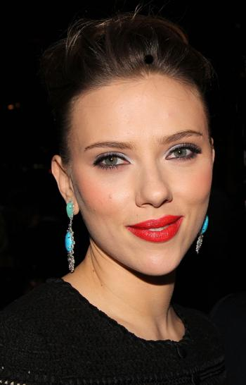 Scarlett Johansson Forms All-Girl Band She Compares To The Go-Gos