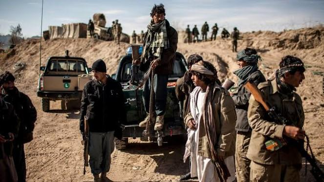 VIVA Militer: Kelompok milisi Taliban