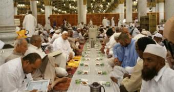 Ramadan di Makkah