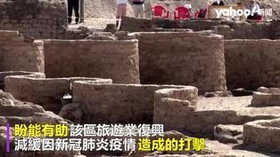 埃及考古搶觀光客 110座8000年前人類墓塚出土曝光