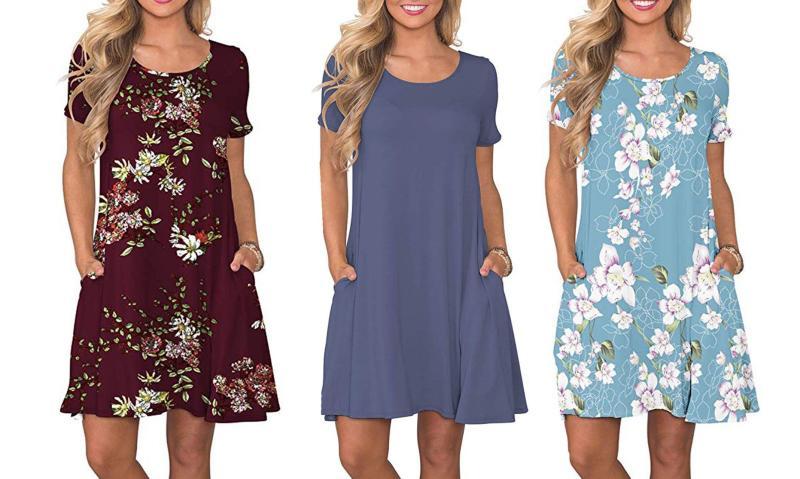 Amazon's Korsis dress gets rave reviews. (Photo: Amazon)