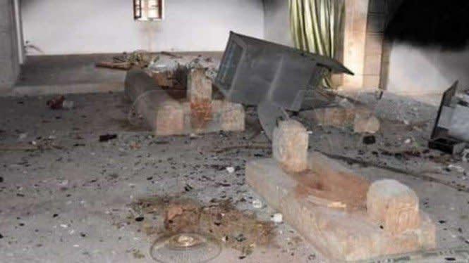 Geger, Makam Khalifah Umar Dibongkar dan Jenazahnya Diculik