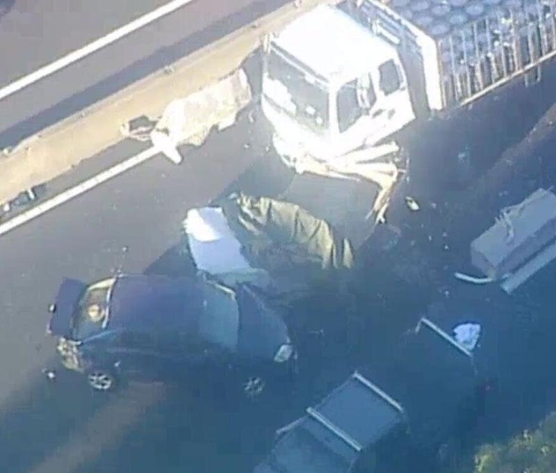 Francis Shanley identified as man killed in M4 Sydney crash