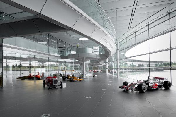 McLAREN表示不排除在2021年自製引擎參加F1