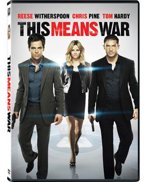 Yahoo! Movies Giveaway: 'This Means War' DVD