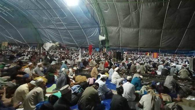 Bom Waktu Covid-19 Klaster Ijtima Gowa di Jawa Tengah