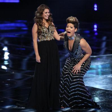 'Voice' Winner Tessanne Chin on Shaggy, Celine, and Almost Giving Up Her Dream