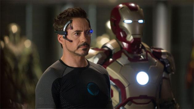 Marvel's Phase Two Preview Reveals Tony Stark as True Star of the Marvel Universe