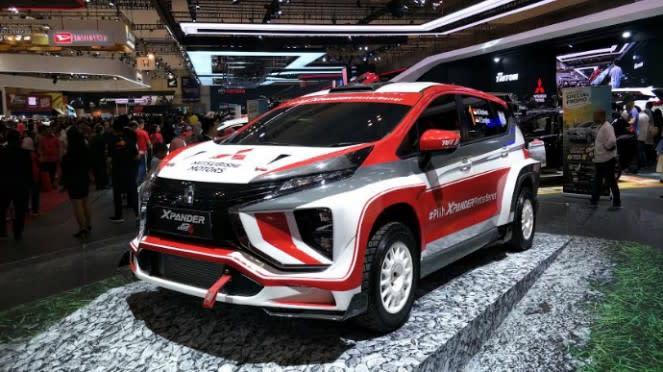 Xpander Rally AP4 di GIIAS 2019