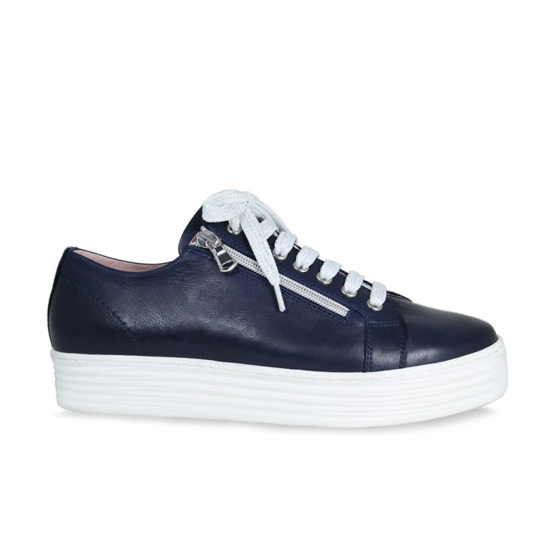 Hero: Navy Leather. Image via Sole Bliss.