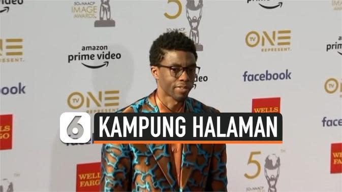VIDEO: Chadwick Boseman Dikubur Dekat Kampung Halamannya